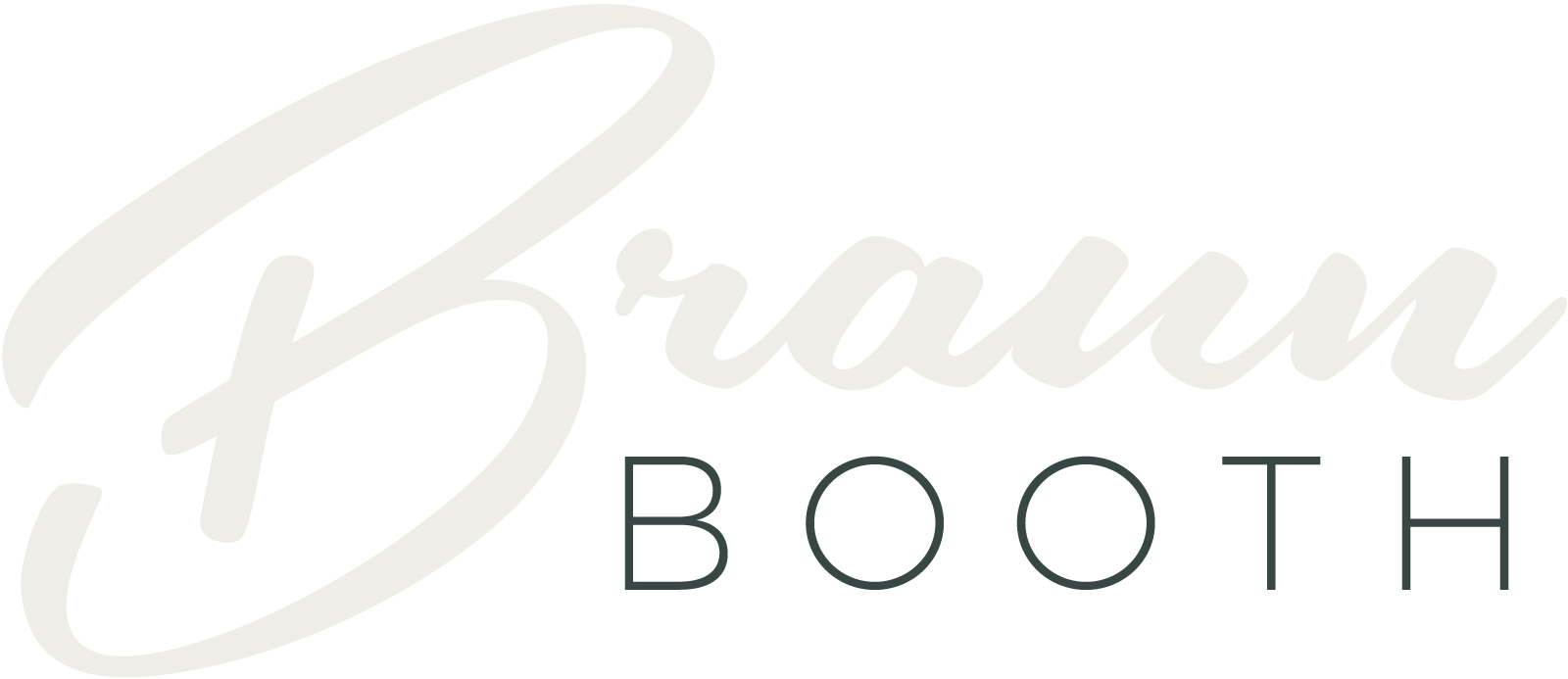Braun Booth, the most stylish selfie booth in Ohio.